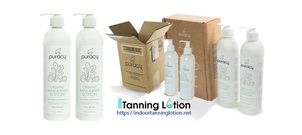 premium-pick-Best Tanning Lotion Puracy Organic Hand Body Lotion Natural Moisturizer