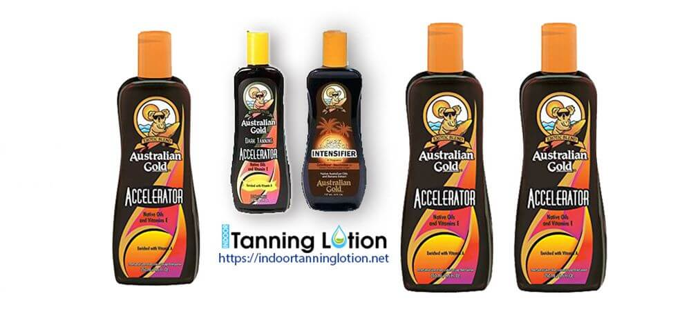 Australian Gold DARK TANNING ACCELERATOR Lotion Today 8.5 oz